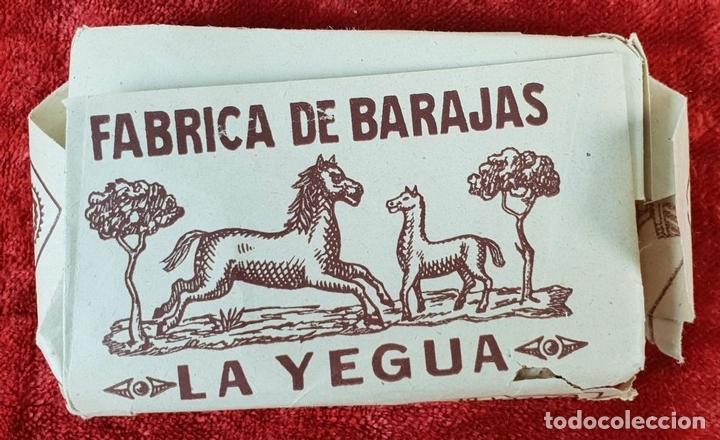 Barajas de cartas: BARAJA DE 40 NAIPES. LA HISPANO AMERICANA. JOAN ROURA. BARCELONA 1918. - Foto 4 - 149322650