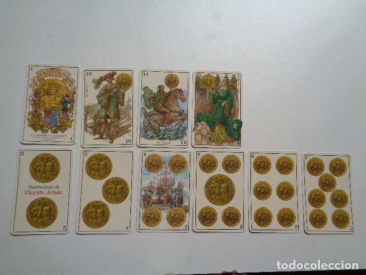 Barajas de cartas: BARAJA CRISTOBAL COLON.N-005 - Foto 5 - 149694314