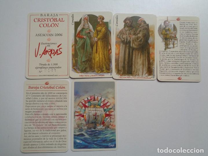 Barajas de cartas: BARAJA CRISTOBAL COLON.N-005 - Foto 7 - 149694314