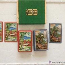 Barajas de cartas: CARTAS DE POKER PLASTIC COATED PLAYING CARDS, ARRCO PLAYING CARD CO. CHICAGO . Lote 149717134