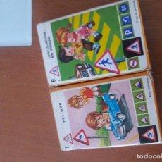 Barajas de cartas: BARAJAS FOURNIER,SEÑALES DE TRAFICO 1 Y 2.55 NAIPES×2.. Lote 149843566