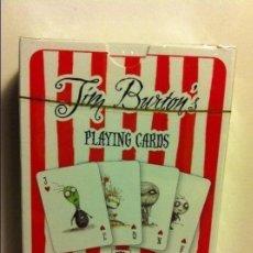 Barajas de cartas: TIM BURTON- (DARKHORSE 2012)- PRECINTADAS-- POKER. Lote 149890486