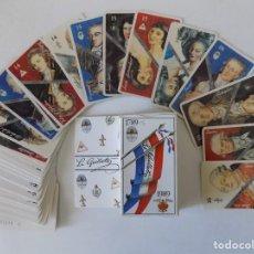 Barajas de cartas: LIBRERIA GHOTICA. BARAJA DE CARTAS LE GUILLOTIN 1789. AUTOR DOMINIQUE HIRIGOYEN. 1989.. Lote 150030698