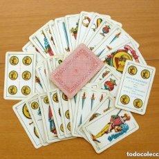 Barajas de cartas: BARAJA SIMEÓN DURÁ - COMPLETA 48 CARTAS - VER FOTOS INTERIORES. Lote 150063582