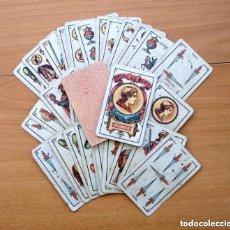 Barajas de cartas: BARAJA SIMEÓN DURÁ - COMPLETA 48 CARTAS - VER FOTOS INTERIORES. Lote 150063798