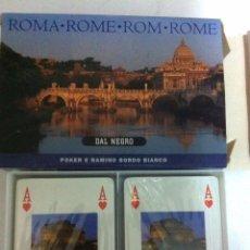 Barajas de cartas: BARAJA CARTAS - ROMA. Lote 150105922