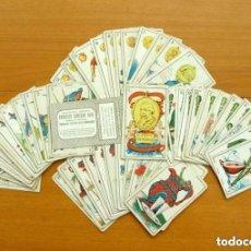 Barajas de cartas - Baraja Don Juan Tenorio - COMPLETA, 48 cartas - Chocolates Evaristo Juncosa Hijo, Ver fotos - 150112818
