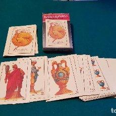 Barajas de cartas: BARAJA ESPAÑOLA DEL SIGLO XIX (REPRODUCCION). Lote 150113938