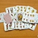 Barajas de cartas: BARAJA INFANTIL HIJA DE B. FOURNIER - BURGOS - COMPLETA 40 CARTAS - VER FOTOS INTERIORES. Lote 150115470