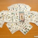 Barajas de cartas: BARAJA INSTRUCTIVA RECREO INFANTIL - COMPLETA, 48 CARTAS - VER FOTOS Y EXPLICACIONES INTERIORES. Lote 150115850