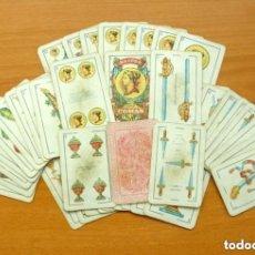 Barajas de cartas: BARAJA NAIPES COMAS Nº 6 - COMPLETA 40 CARTAS - VER FOTOS INTERIORES. Lote 150119674