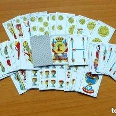Barajas de cartas: BARAJA ESPAÑOLA PEQUEÑA - COMPLETA 48 CARTAS - VER FOTOS INTERIORES. Lote 150119982