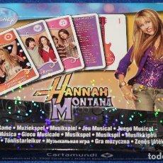 Barajas de cartas: HANNAH MONTANA - CARTAMUNDI - DISNEY. Lote 150145798