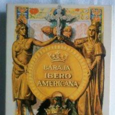 Barajas de cartas: BARAJA IBERO AMERICANA FOURNIER. Lote 150180506