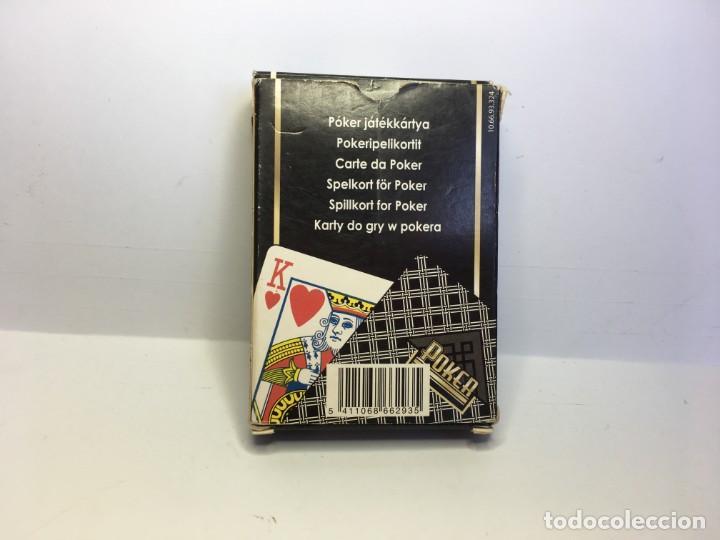 Barajas de cartas: BARAJA DE POKER DE CARTAMUNDI - Foto 2 - 150610238