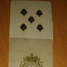 Barajas de cartas: CARTAS, ( NAIPES DE ALAVA). Lote 150618790