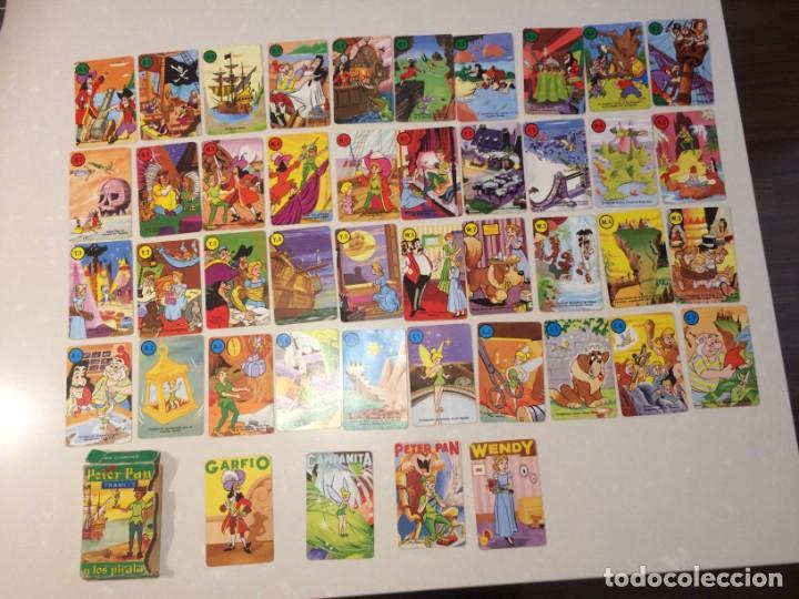 PETER PAN Y LOS PIRATAS - HERACLIO FOURNIER (Juguetes y Juegos - Cartas y Naipes - Barajas Infantiles)