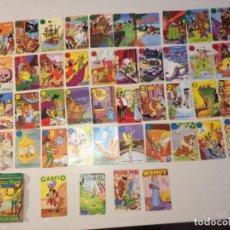 Barajas de cartas: PETER PAN Y LOS PIRATAS - HERACLIO FOURNIER. Lote 150644570