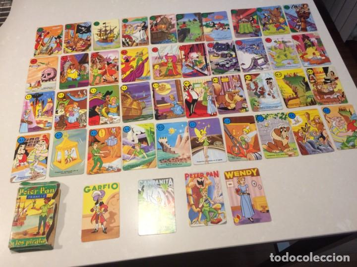 Barajas de cartas: Peter Pan y los piratas - Heraclio Fournier - Foto 2 - 150644570