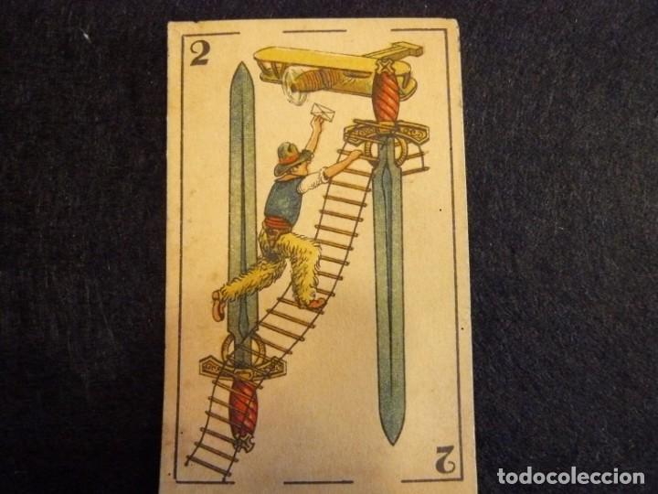 Barajas de cartas: 4 ANTIGUAS CARTAS DE BARAJA- CINE -CHOCOLATES JAIME BOIX - Foto 2 - 150673578