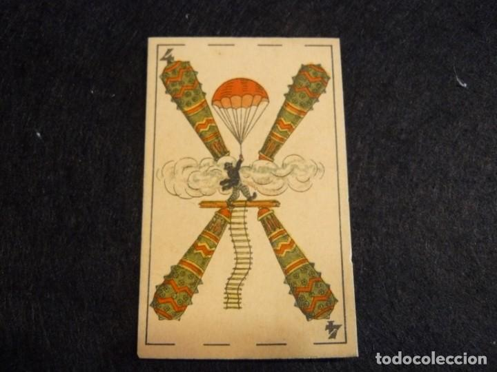 Barajas de cartas: 4 ANTIGUAS CARTAS DE BARAJA- CINE -CHOCOLATES JAIME BOIX - Foto 3 - 150673578