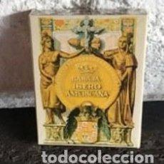 Barajas de cartas: BARAJA IBÉRICO AMERICANA. Lote 150713349