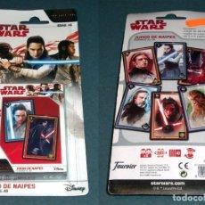 Barajas de cartas - Baraja de Cartas STAR WARS / The Last Jedi - FOURNIER - 150770082