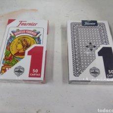 Barajas de cartas - BARAJA N1/50CARTAS FOURNIER 4 EUROS/UND - 150988944