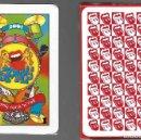 Barajas de cartas: BARAJA ESPAÑOLA DE LOS ROLLING STONES DEL 2001, PRECINTADA. NAIPES COMAS. EDICIÓN LIMITADA Y AGOTADA. Lote 150994150