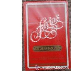 Barajas de cartas: BARAJA 40 CARTAS NAIPES FOURNIER PURITOS FARIAS.. Lote 27414189