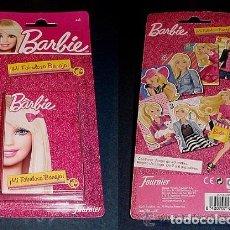 Barajas de cartas: BARAJA DE CARTAS MUÑECA BARBIE (FOURNIER). Lote 151107410