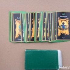 Barajas de cartas: CARTAS DEL CAMINO SAGRADO - PORTUGUES. Lote 151189982