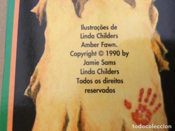 Barajas de cartas: Cartas del camino sagrado - Portugues - Foto 3 - 151189982