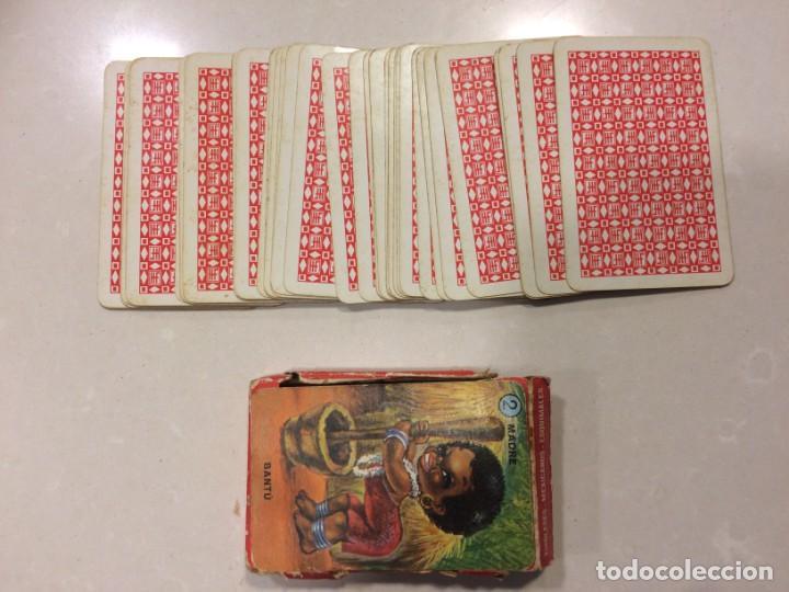 Barajas de cartas: Familias de 7 paises - Dos barajas - Original años 60 y reedicion - Completas - Foto 2 - 151192390