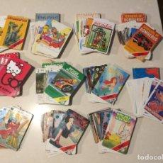 Barajas de cartas: LOTE DE 11 BARAJAS INFANTILES INCOMPLETAS. Lote 151269490