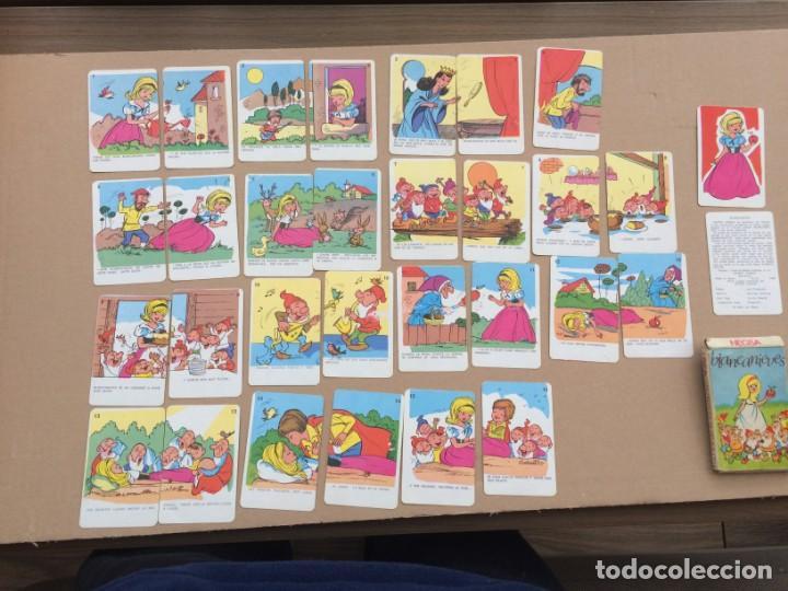 Barajas de cartas: Lote de 11 barajas infantiles incompletas - Foto 5 - 151269490