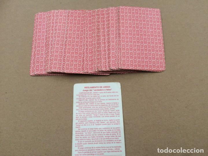 Barajas de cartas: Lote de 11 barajas infantiles incompletas - Foto 11 - 151269490