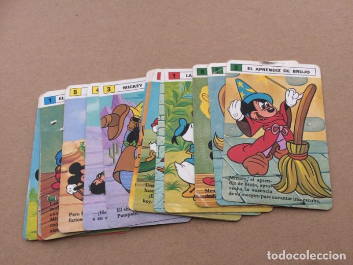 Barajas de cartas: Lote de 11 barajas infantiles incompletas - Foto 18 - 151269490