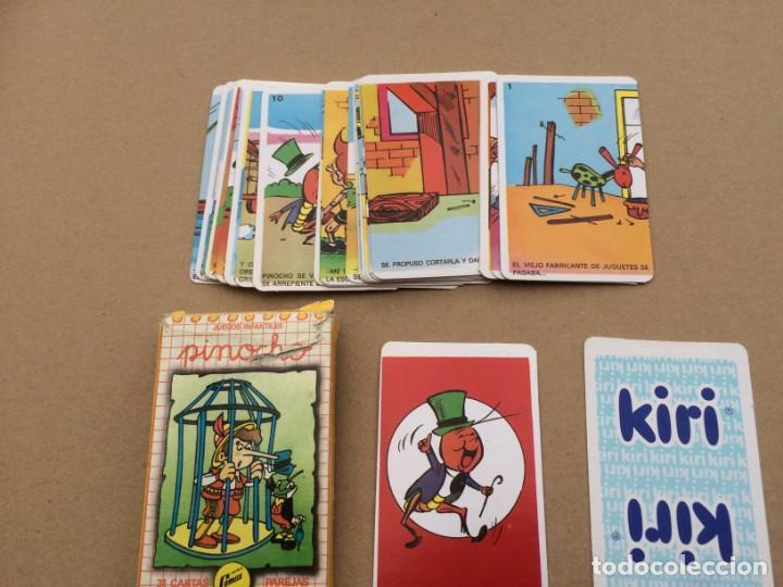 Barajas de cartas: Lote de 11 barajas infantiles incompletas - Foto 22 - 151269490