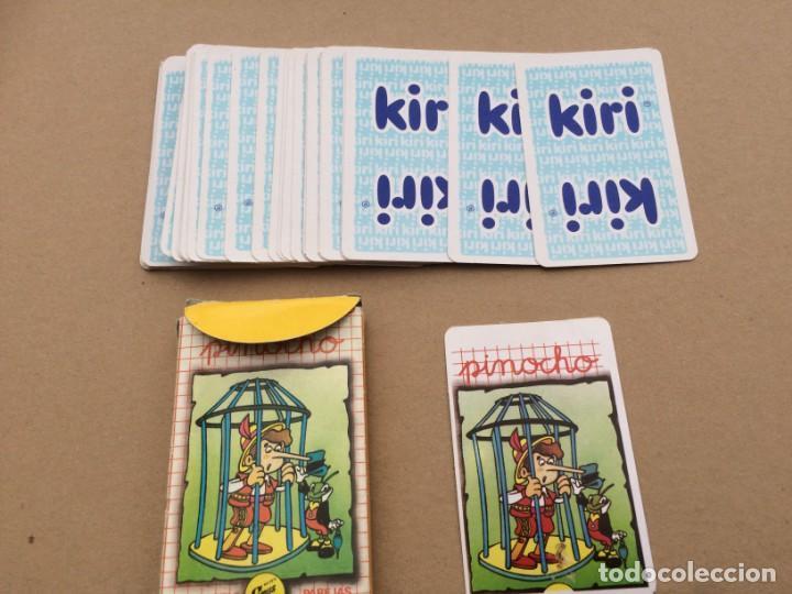 Barajas de cartas: Lote de 11 barajas infantiles incompletas - Foto 23 - 151269490