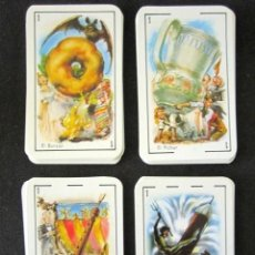 Barajas de cartas: BARAJA FALLERA DE CARTAS VALENCIANA. TEMÁTICA VALENCIANA, FALLAS. CON ESTUCHE INCLUIDO. COMPLETA.. Lote 151360790