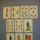Barajas de cartas: RARÍSIMA ANTIGUA BARAJA FASCISMO ITALIA NUOVA, CARTAS FASCISTAS PIGNALOSA 1928, NUEVA. Lote 151396758
