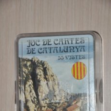 Barajas de cartas: JOC DE CARTES CATALUNYA, CARTAS DE POQUER. Lote 151422022
