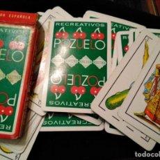 Barajas de cartas: BARAJA RECREATIVOS POZUELO CIRSA. Lote 151428310