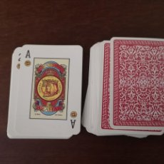 Barajas de cartas: BARAJA ESPAÑOLA 48 CARTAS DE AZAHAR. Lote 151466782
