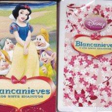 Barajas de cartas: BARAJA INFANTIL BLANCANIEVES Y LOS 7 ENANITOS II. Lote 151487502