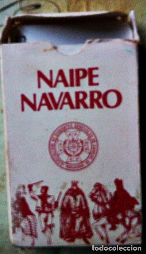 NAIPE NAVARRO (Juguetes y Juegos - Cartas y Naipes - Otras Barajas)
