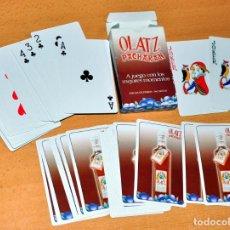 Barajas de cartas: BARAJA DE POKER DE 54 NAIPES - DE OLATZ PACHARÁN - COMO NUEVA. Lote 151498470