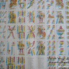 Barajas de cartas: BARALLA IRREGULAR-JOAN BROSSA. Lote 151511430