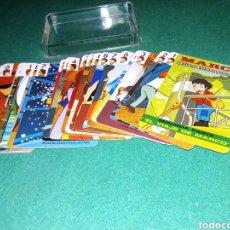 Barajas de cartas: JUEGO CARTAS MARCO 1 Y 2. Lote 151566685